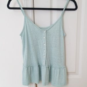 PACK OF 2 Abercrombie Tanks